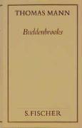 Buddenbrooks. Verfall einer Familie. (Frankfurter Ausgabe)