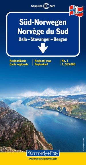 Noorwegen Zuid - Oslo/Stavanger/Bergen
