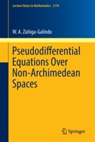 Pseudodifferential Equations Over Non-Archimedean Spaces