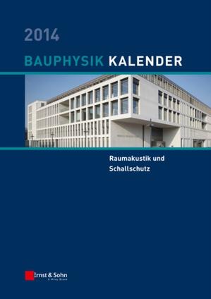 Bauphysik Kalender 2014