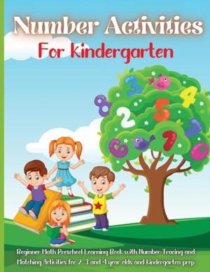 Number Activities For Kindergarten