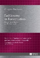 Fachlexeme in Konstruktion