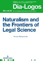 Naturalism and the Frontiers of Legal Science