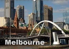 Melbourne (Wandkalender 2019 DIN A2 quer)