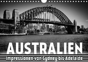 AUSTRALIEN Impressionen von Sydney bis Adelaide (Wandkalender 2020 DIN A4 quer)