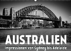 AUSTRALIEN Impressionen von Sydney bis Adelaide (Wandkalender 2020 DIN A2 quer)