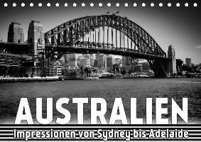 AUSTRALIEN Impressionen von Sydney bis Adelaide (Tischkalender 2020 DIN A5 quer)