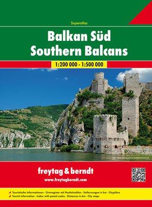 Balkan Süd 1 : 200 000 / 1 : 500 000