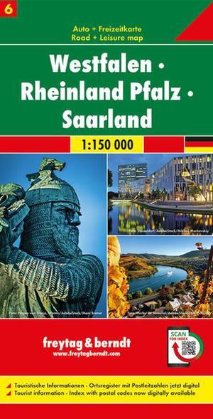 Westfalen - Rheinland Pfalz - Saarland