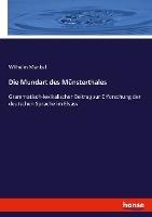 Die Mundart des Münsterthales