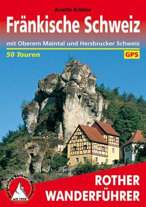 Fränkische Schweiz (wf) 50T GPS Oberem Maintal