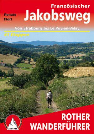 Französischer Jakobsweg (wf) 39T Strassburg-Puy-en-Velay
