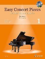 Easy Concert Pieces. Klavier Band 1. Ausgabe mit CD