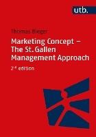 Marketing Concept - The St. Gallen Management Approach