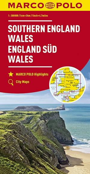 Marco Polo Zuid-Engeland - Wales
