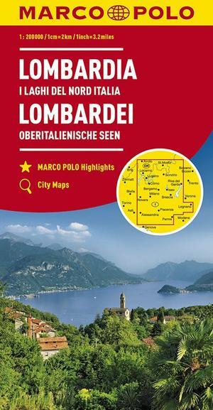 Marco Polo Lombardije - Noord-Italiaanse meren 2