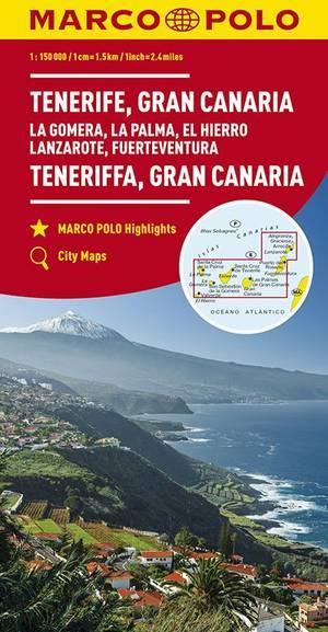 Marco Polo Tenerife, Gran Canaria