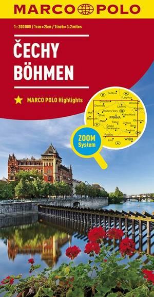 Marco Polo Böhmen / Bohemen