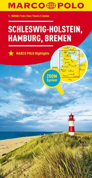 Marco Polo Sleeswijk-Holstein - Hamburg - Bremen  1