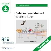 Datennetzwerktechnik für Elektrotechniker Version 5.0. Lizenzcode