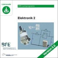 Elektronik 2 Version 5.0. Lizenzcode