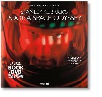 Kubrick's 2001: A Space Odyssey. Book & DVD Set