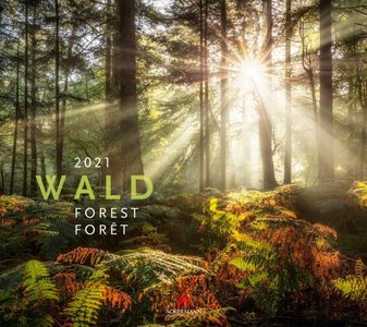 Wald - Woud - Forest kalender 2021