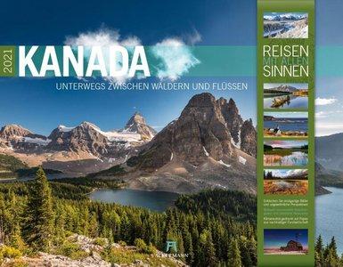 Kanada - Canada kalender 2021