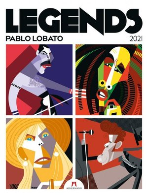 Legends - Pablo Lobato kalender 2021
