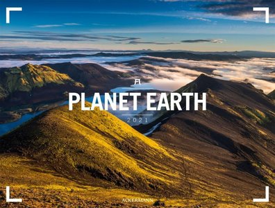 Planet Earth Gallery Kalender 2021