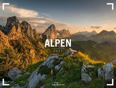 Alpen - Alps Gallery Kalender 2021