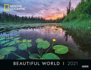 Beautiful World Posterkalender National Geographic Kalender 2021