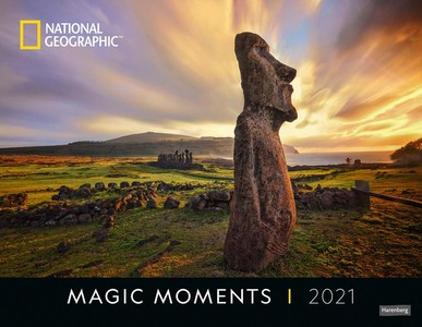 Magic Moments Posterkalender National Geographic Kalender 2021