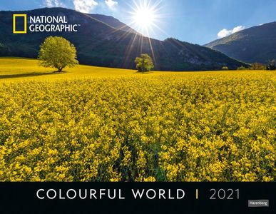Colourful World Posterkalender National Geographic Kalender 2021