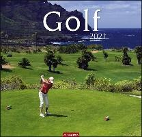 Golf - Kalender 2021