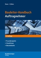 Duve, H: Bauleiter-Handbuch Auftragnehmer
