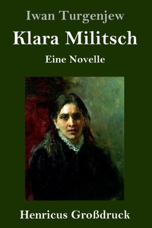 Klara Militsch (Großdruck)
