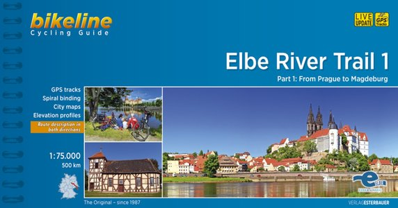 Elbe River Trail 1 From Prague to Magdeburg