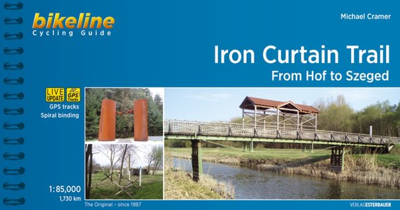 Iron Curtain Trail - From Hof to Szeged