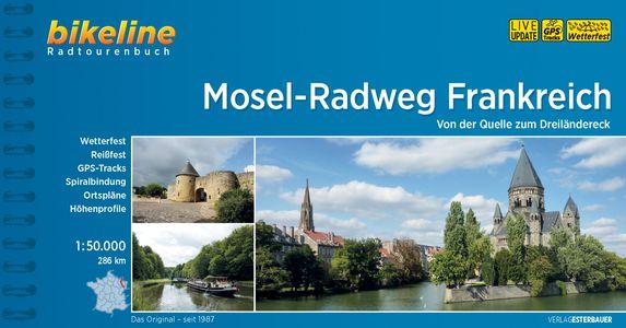 Mosel - Radweg Frankreich