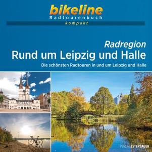 Leipzig und Halle rund um Radregion