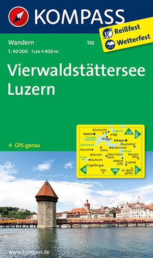 Vierwaldstättersee / Luzern