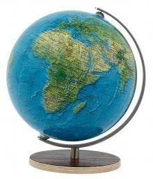 Duorama Mini Globe Houten Voet Columbus