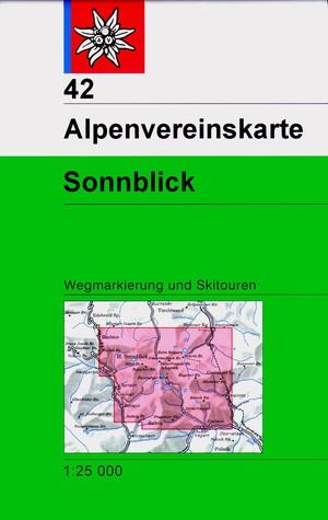Sonnblick 42 weg+ski