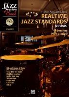 Alexandru-Zorn, F: Realtime Jazz Standards Drums