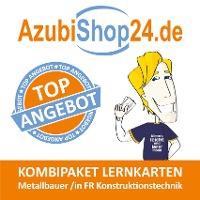 Kombi-Paket Metallbauer /in FR Konstruktionstechnik. Prüfung