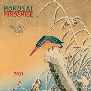 Hokusai - Hiroshige - Nature's Spell Kalender  2021