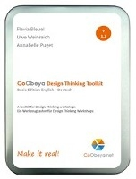 CoObeya Design Thinking Toolkit Basic Edition v 1.1