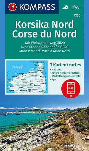 Corsica Noord 3-Set D/F
