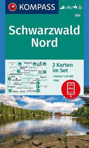Schwarzwald Nord 2-set